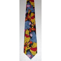 Excelente Corbata Para Caballero De Disney Winnie Pooh