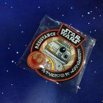 Parche Star Wars Resistance Smuggler