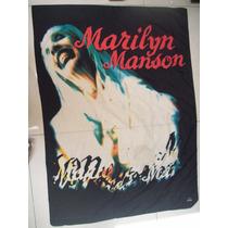 Marilyn Manson Manta Italiana Oficial