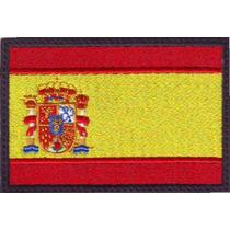 España Europa Parches Bordados Banderas Paises Del Mundo