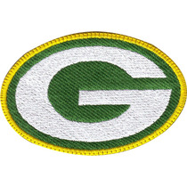 Packers Green Bay Empacadores Parche Bordado