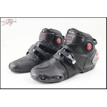 Botin Speed Impermeable Motociclismo