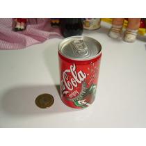 Lata De Coleccion De Coca Cola 150 Ml Llena