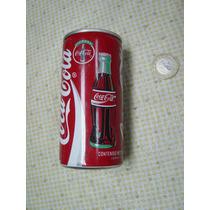 Lata De Coleccion De Coca Cola Venezuela Llena