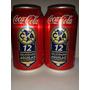 Lata Coca Cola La Mas Bara Botella Club América Campeón 2014
