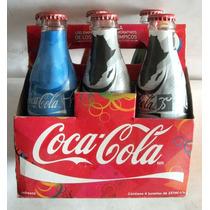 Kcg Six Coca Olimpiadas Beijing Con Empaque Y Multipack