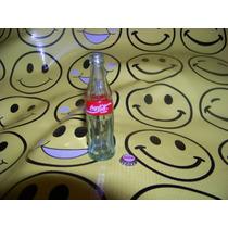Mini Botellita Coca Cola Con Ficha Nuevas Posible Cambio