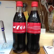 Botellas Coca-cola Conmemorativa 100 Años