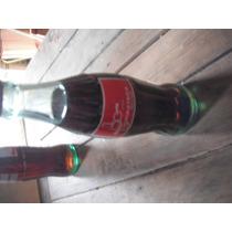 Botella De Coca Cola De Grupo Azteca De 50 Años De 1941 A 19