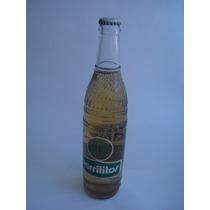 Botella Barrilito Medio Litro Original De Los 90