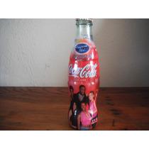 Botella De Coca Cola American Idol Clasica Del 2005 237ml