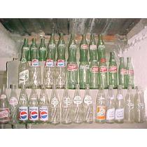 Botellas De Refresco Antiguas