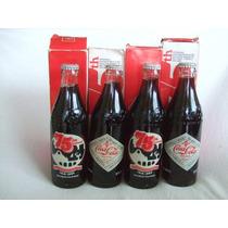 Botella Conmem. Coca Cola 75 Aniv. San Diego 1985 Vintage