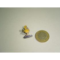 Antiguo Pin Prendedor Gansito Marinela