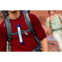 Lifestraw Go Purificador Agua Camping Filtro Life Straw