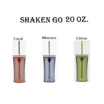 Botella De Agua Shaken N Go 20 Oz.
