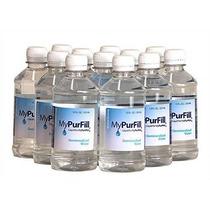 Mypurfill Agua Desmineralizada 12 Oz 12 Botellas - Para Mypu
