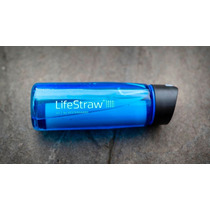 Lifestraw Go Filtro Agua Supervivencia Militar Campismo