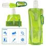 Bolsa Hidratacion Botella Doblable Portatil Campismo E4f