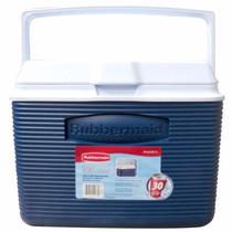 Hielera 24 Cuartos Azul A1304 Azul Rubbermaid