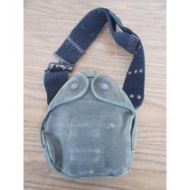 Cantimplora Termo Cinturon Estilo Militar De Plastico #235