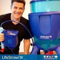 Lifestraw Comunitario 72 000 Litros Filtro De Agua