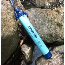 Lifestraw 1000 Litros De Agua Pura Filtro De Agua Personal.