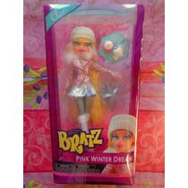 Muneca Bratz Cloe Pink Winter Dream