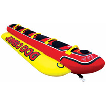Airhead Hd5 Banana Acuatica Inflable 5 Personas Weenie Jumbo