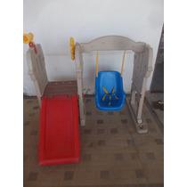 Columpio Resbaladilla Juegos Little Tikes Niños #a804