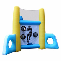 Juego Inflable Centro De Juegos Brincolin Deportes