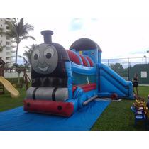 Inflable De Thomas Y Sus Amigos