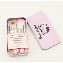 Brochas Para Maquillaje Hello Kitty