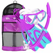 Tb Snorkeling U.s. Divers Junior Dorado Mask Adultos/niños