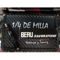 Liquidacion Bujias Beru Silverstone Electrodo Plata Alemania