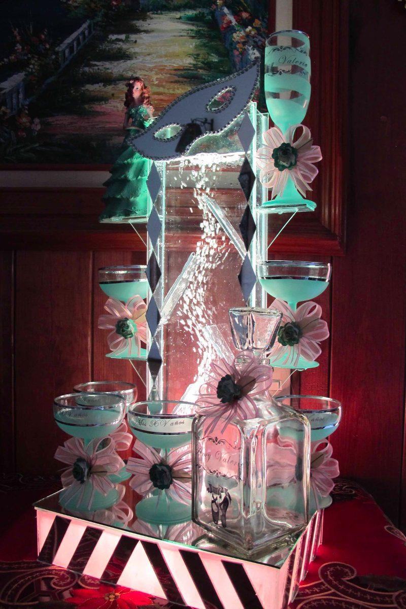 Recuerdos de boda de cristal auto design tech for Copas de cristal