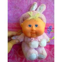 Cabbage Patch Munequita Vestida De Conejo