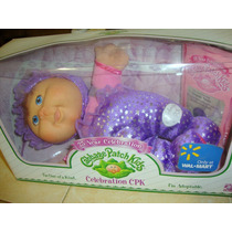Cabbage Patch Baby Recien Nacido 25 Aniversario