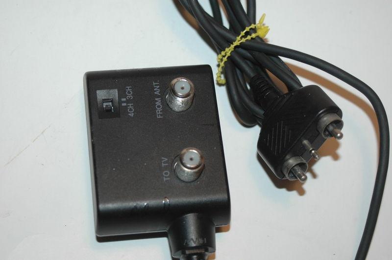 Cable adaptador de tv y antena camara canon envi gratis for Cable antena tv precio