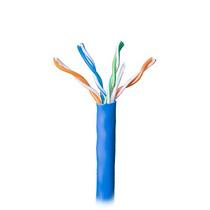 Bobina De Cable Par Trenzado Nivel 5 (cat 5e), Cmr, De Color