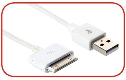 Cable Usb Compatible Con Ipod De 1.8 Metros