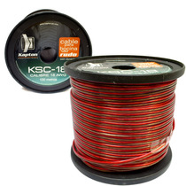 Cable Calibre 18 100mtrs Haden Para Woofers Mod.caa-018