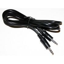 Cable 3.5 A 3.5 Macho A Macho Para Celulares Stereo Bocinas