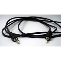10 Cables Auxiliar 3.5 Autoestereos 1.5 Metros Celulares Mp3