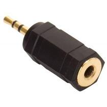 3 Adaptador Elite De Plug 2,5 Mm A Jack 3,5 Mm, Estéreo