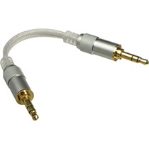 Cable Auxiliar De Plata L16 Accesorio Para Productos Fiio