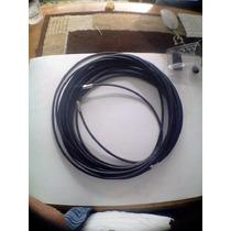 Cable Coaxial, Rg6, Armado Para Tv O Camaras, 50mts.