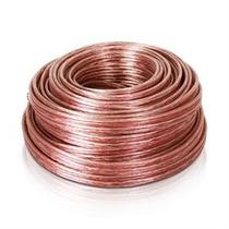 Cable Para Bocina, Polarizado, Cal 18, 500 Mts