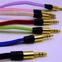 Cable Tipo Agujeta Auxiliar Plug 3.5 A 3.5