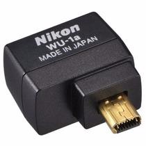 Nikon Wu-1a Adaptador Inalámbrico Para Cámaras Nikon Slr